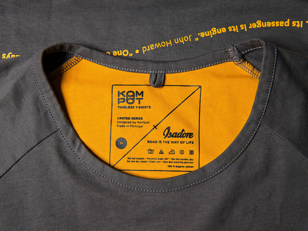 3feda14d594c9 Quotes (short sleeve). Discount. Author: Collective of authors. Brands:  Kompot, Isadore Urban