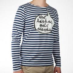 dae7cc13ecf3 Kristína Tormová · Bestseller pánske tričko s dlhým rukávom máš pravdu