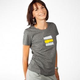 587263d9d743 Dámske tričká v kompotovom dizajne — Kompot.sk