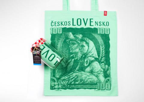 bea2e11321bb Kombo 100 Kčs (Pánske tričko + Nákupná taška) — Kompot.sk