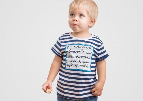 Detské tričko Obdobie vzdoru — Kompot sk