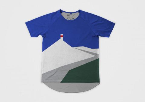 6ae10ca648eb3 Ventoux Blue T-Shirt (Girl) — Kompot