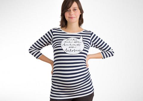 cac2921e8f tehotenské tričko som tehotná