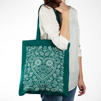 Nákupná taška Bzovík (Green)