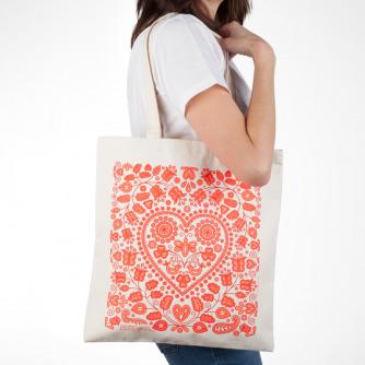 Nákupná taška Bzovík (Creme)