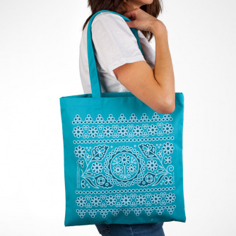 Nákupná taška Piešťany (Blue)
