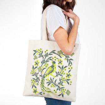 Nákupná taška Zakarovce (Creme)