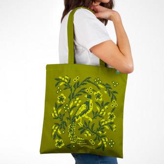 Nákupná taška Zakarovce (Green)