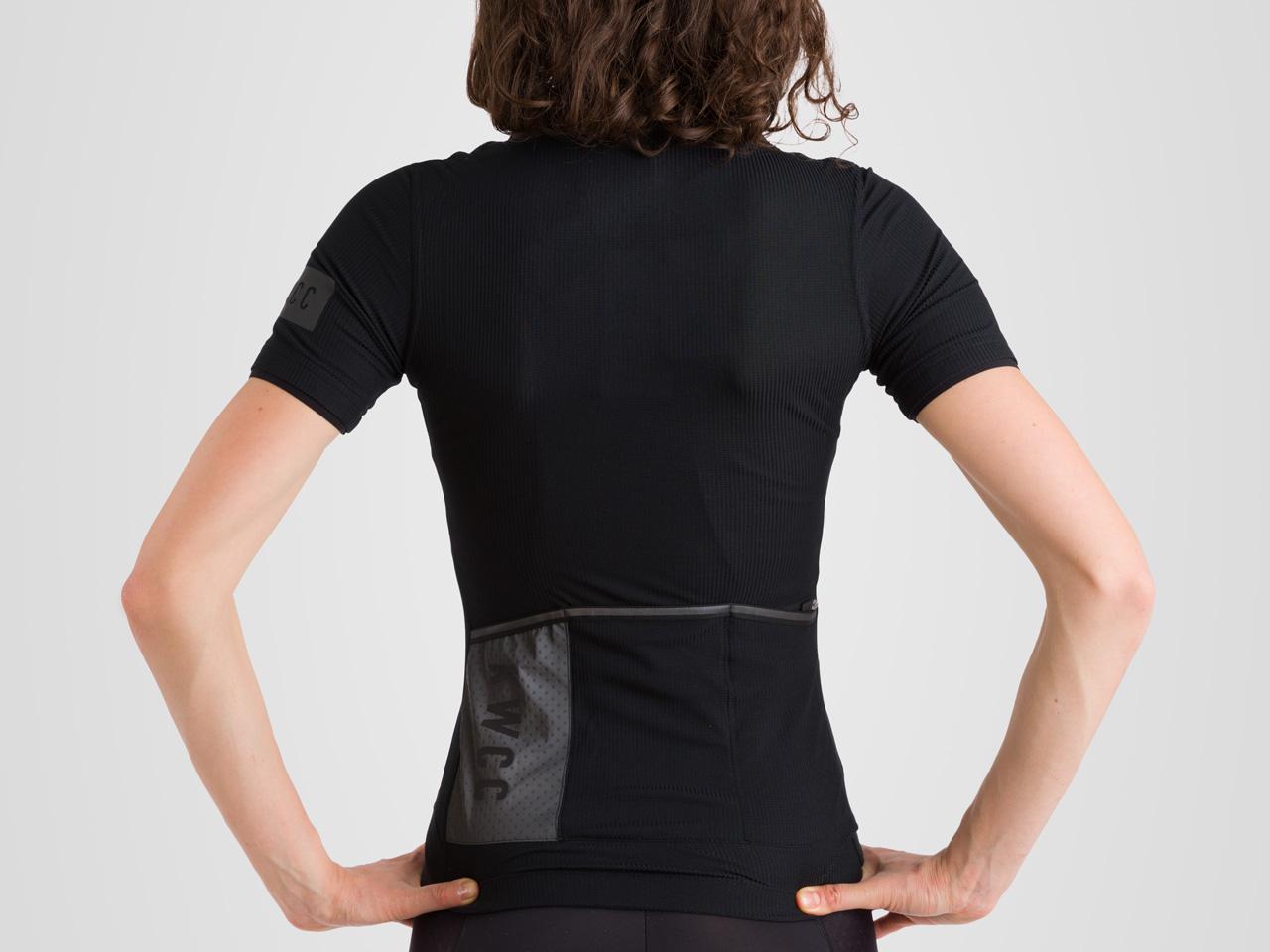 8ad28594c5 Cyklistický dres KWCC Woolight Black (Girl) — Kompot.sk