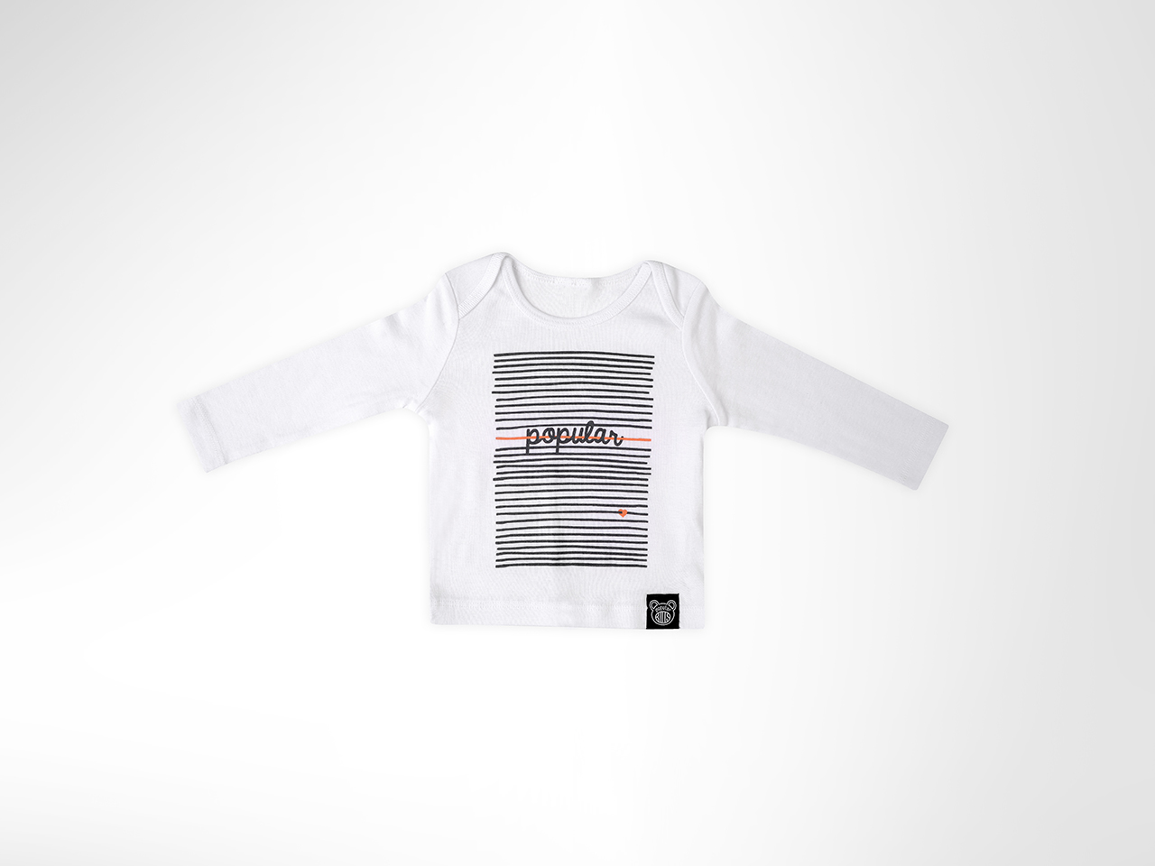 63d11c920650 Detské tričko s dlhým rukávom Love — Kompot.sk